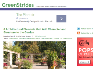 GreenStrides Web Domain Authority Directory