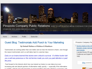 Pirozzolo Company Public Relations Ideas Web Domain Authority Directory