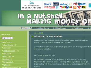 In a Nutshell Web Domain Authority Directory