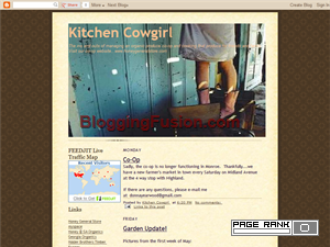 Kitchen Cowgirl Web Domain Authority Directory