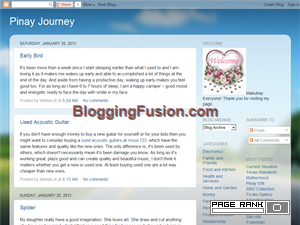 Journey of Life Web Domain Authority Directory