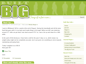 Built Big. Diary of a Fat Man Web Domain Authority Directory