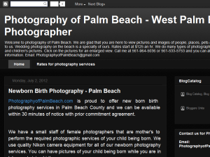 West Palm Beach Photographer Web Domain Authority Directory