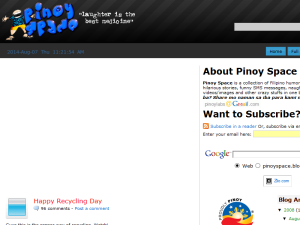 Pinoy Space Web Domain Authority Directory