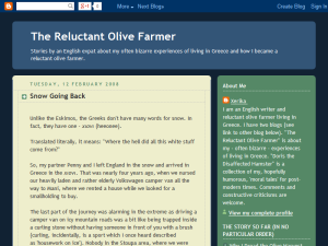 The Reluctant Olive Farmer Web Domain Authority Directory